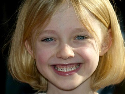 dakota fanningi child actors then and now Child actors then and now