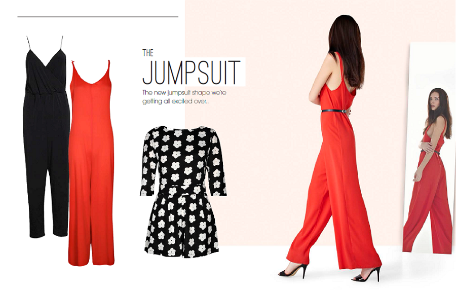 jumpsuit, exclusive content, boohoo, 2014 trends, cute, 2014 autumn, fashion trends