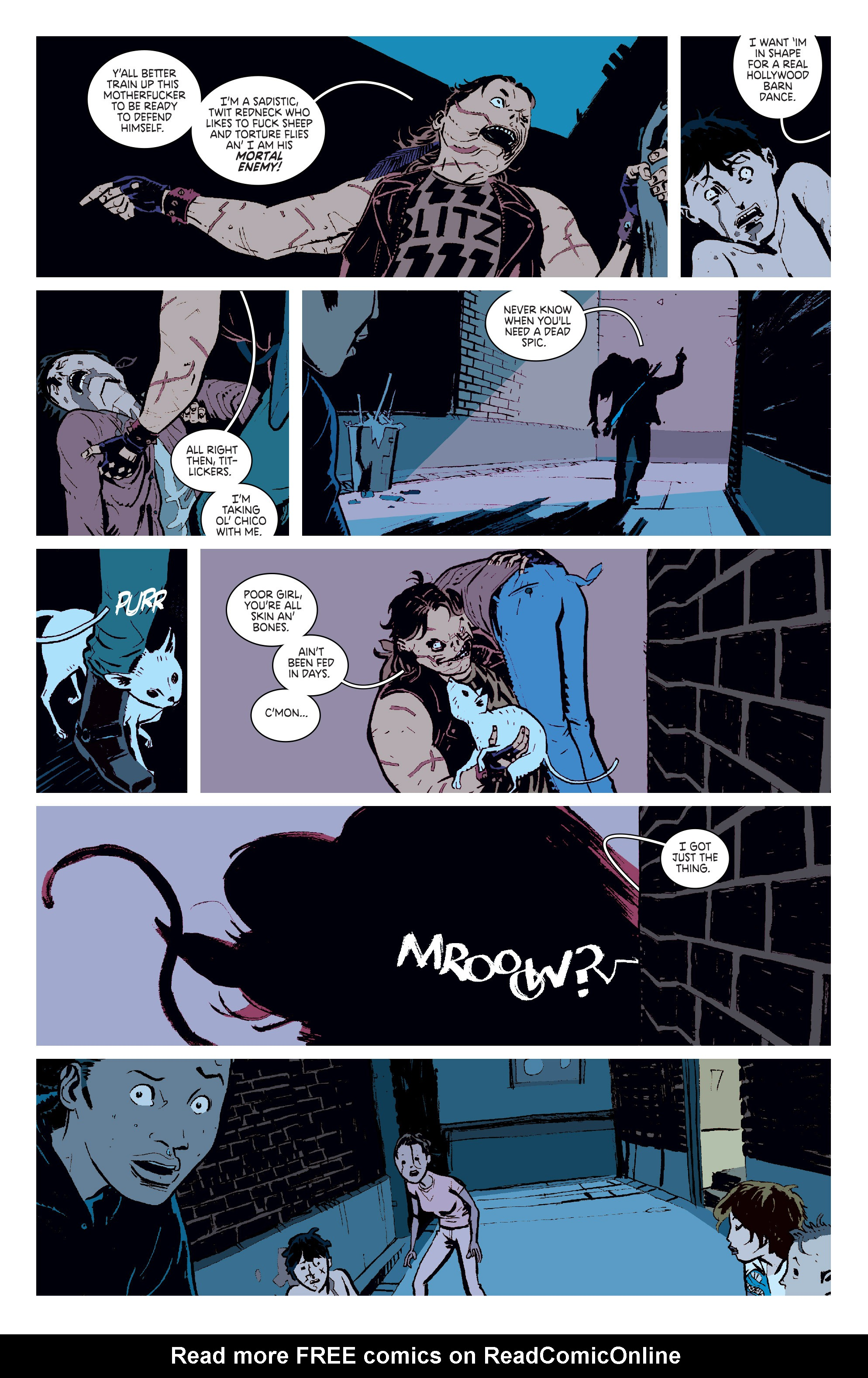 Read online Deadly Class comic -  Issue #6 - 20
