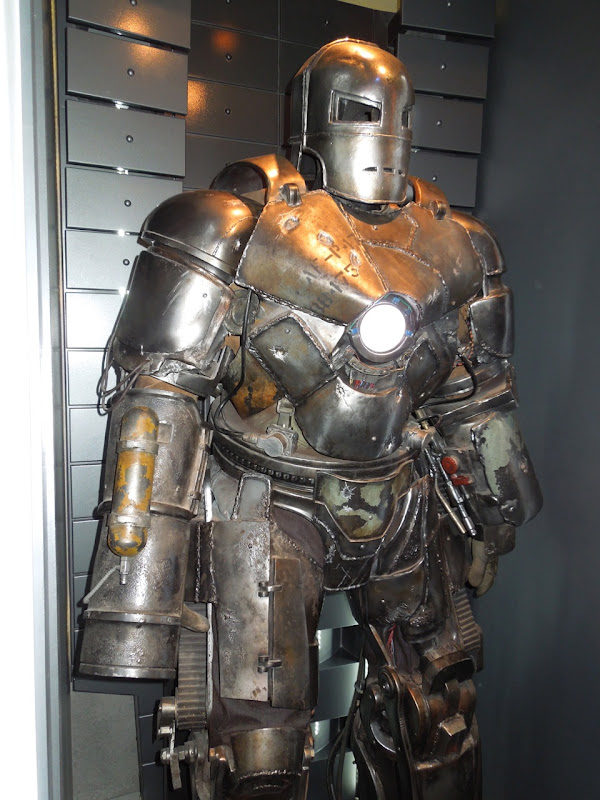 Iron Man MarkI armor