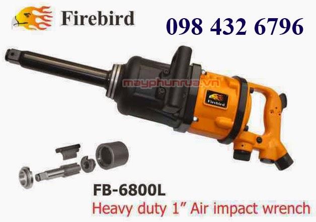 Súng xiết bu lông Firebird FB-6800L