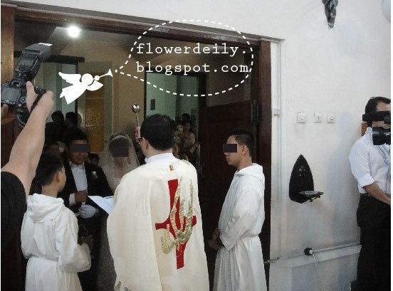Catholic Wedding Gift For Groom : Catholic Wedding Ceremonypart 1 ~ flower daily blog