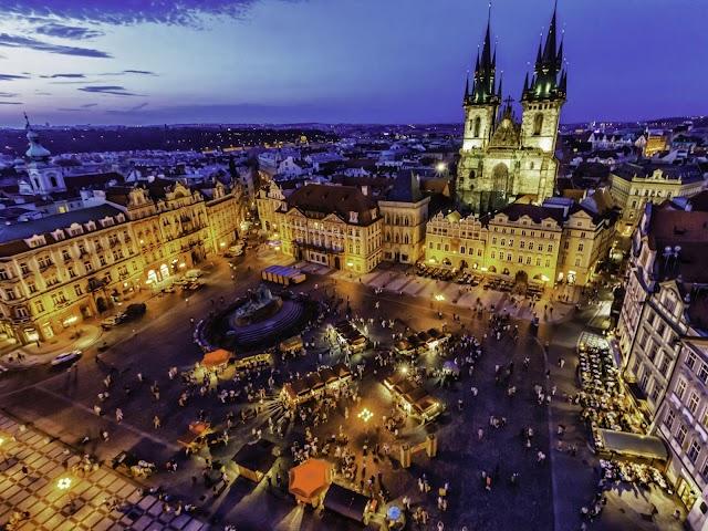 Praga, il suo volto nuovo