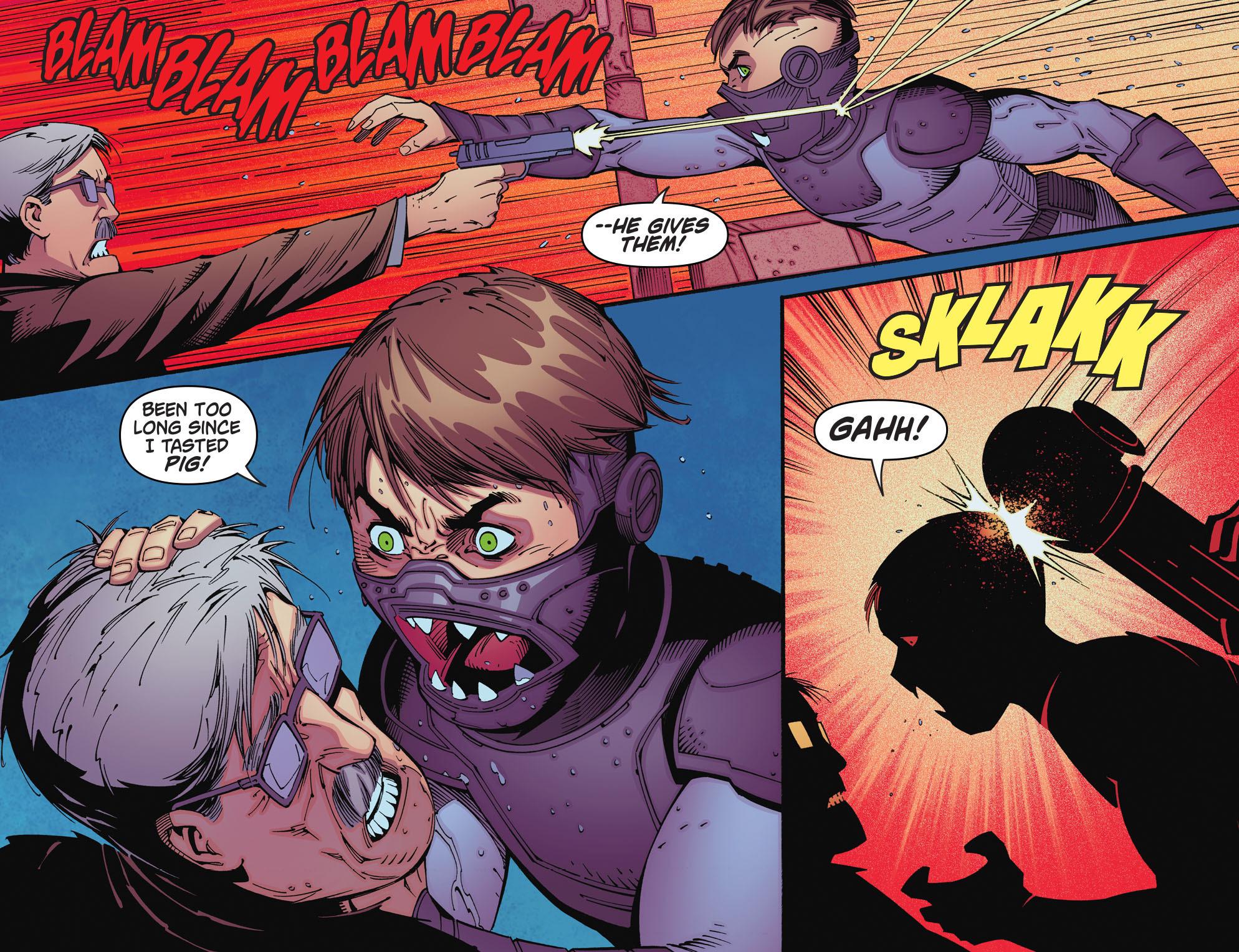 Batman: Arkham Knight [I] Issue #11 #13 - English 10