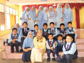 Pengawas Taon 5 With Teacher Melisa........