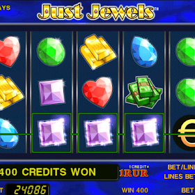 Just Jewels Slot