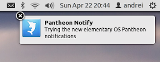 pantheon notify