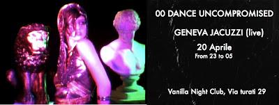 discosafari - geneva jacuzzi live - milano