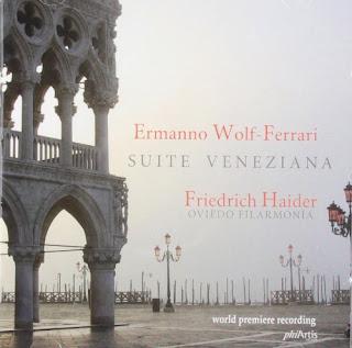 Wolf-Ferrari - Suite Veneziana