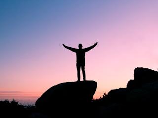 Jangan pernah menyerah, siapa tahu keberhasilan sudah di depan mata