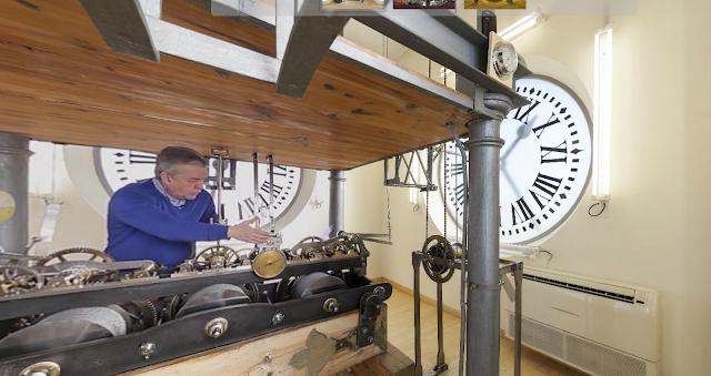 el reloj de la puerta de sol cumple 150 años