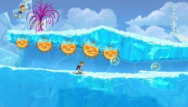 #5 Rayman Wallpaper