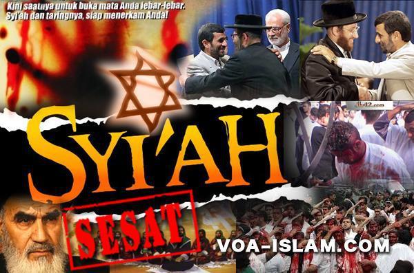 Hati-hati Misionaris Syiah!