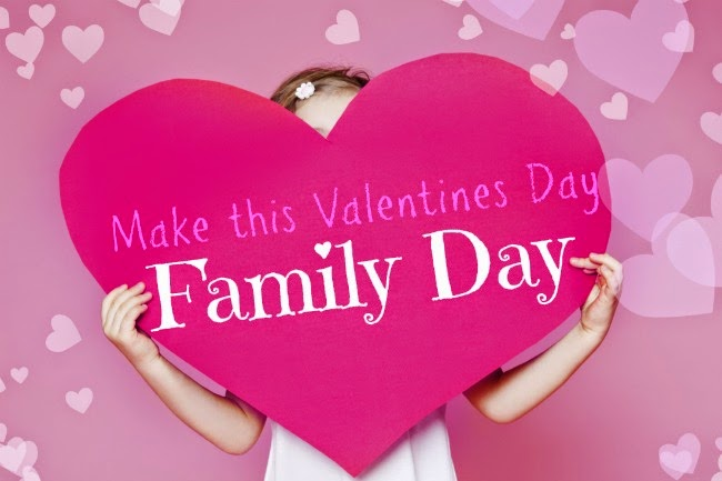 single with kids on valentines day give that other kind of love - Valentines Day With Kids