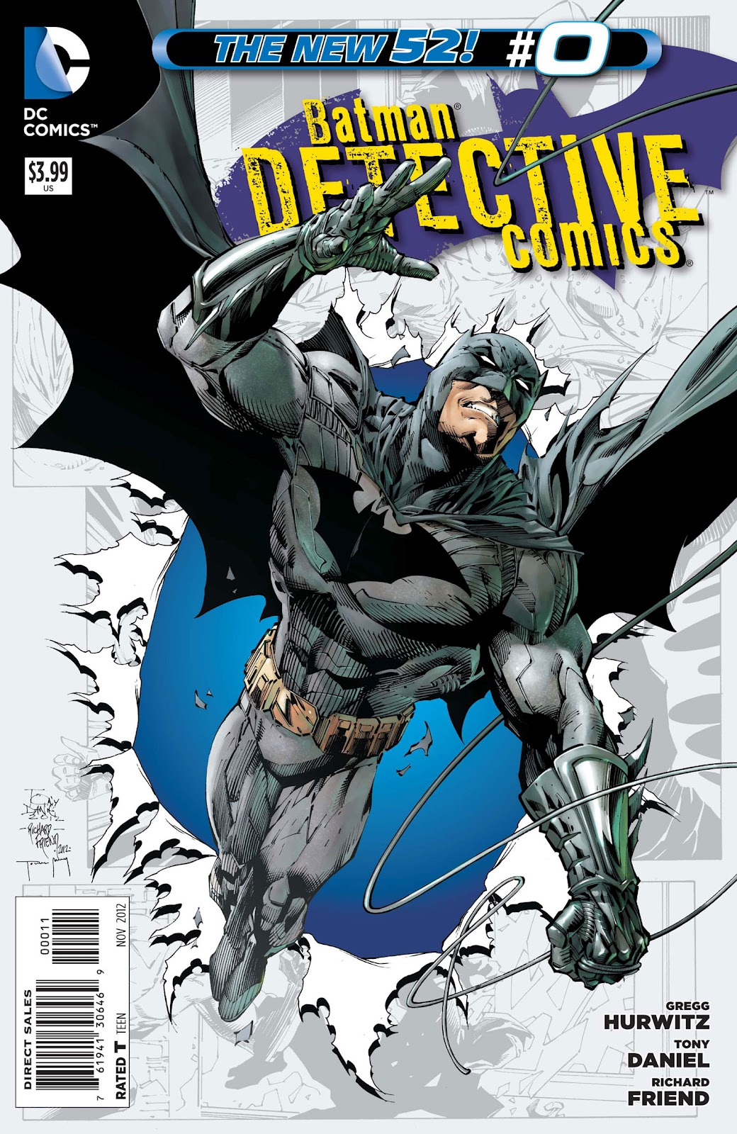 Fashion of the bat an extremely thorough examination of batman s - Reviews Of Comics From Wednesday 9 5