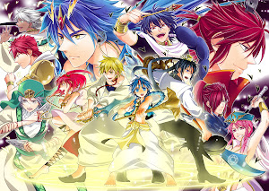 Magi: The Labyrinth of Magic Complete 720p EngSub MKV