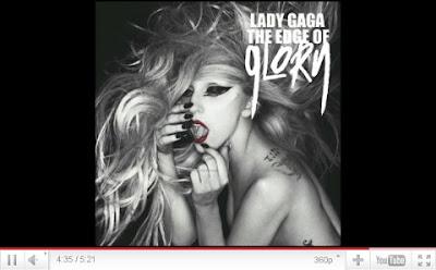 Lady GaGa - Born This Way na YouTube i VEVO