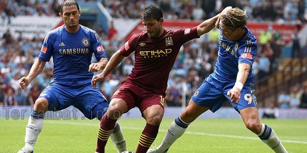 Chelsea VS Manchester City Liga Inggris 25 November 2012