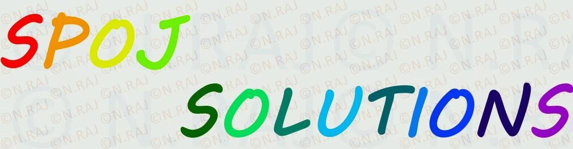 SPOJ SOLUTIONS