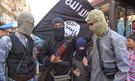 Ini Kisaran Gaji Jika Seseorang Bergabung ISIS