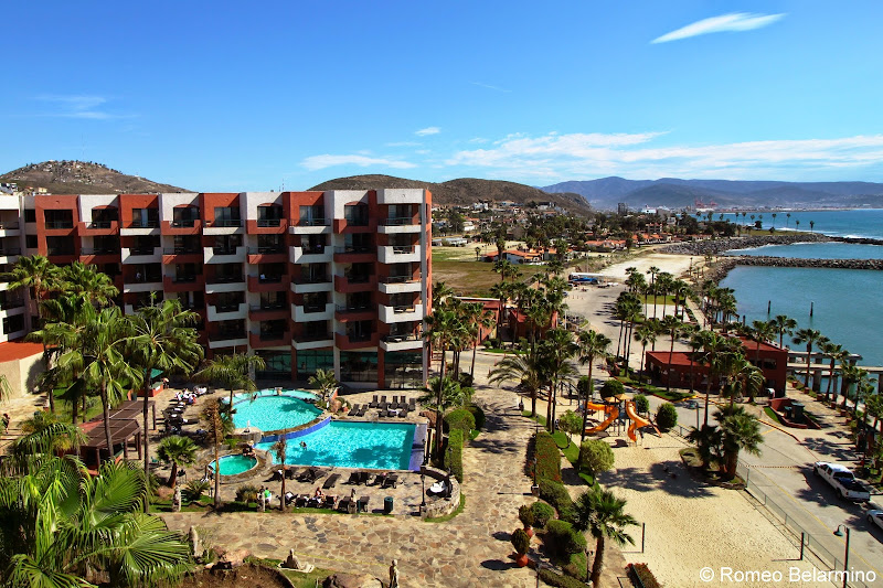 Hotel Coral & Marina Hotel and Pool Ensenada Baja California Mexico