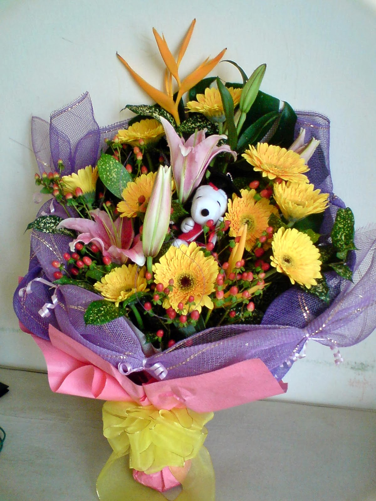 Flower Sense Gift Shop : Graduation Flower Bouquets