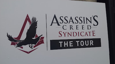 Assassins Creed Syndicate: the tour. Primeras impresiones 1