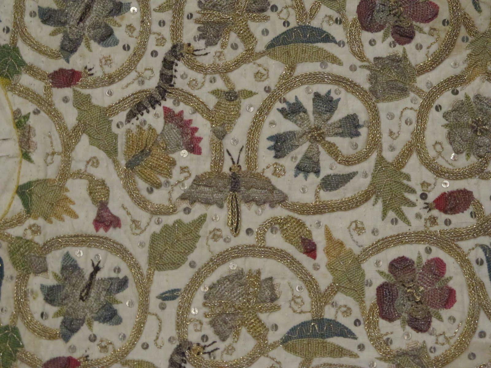 Baroque Embellishments Threaded Adornment Four Centuries