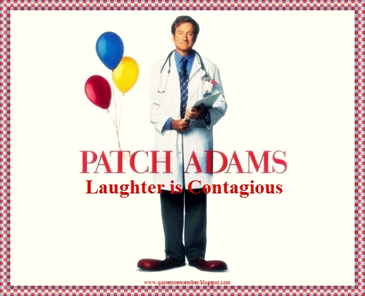 essay on patch adams movie Patch adams, directed by tom shadyac, is a film about this concept it is about a doctor who does recognize the.