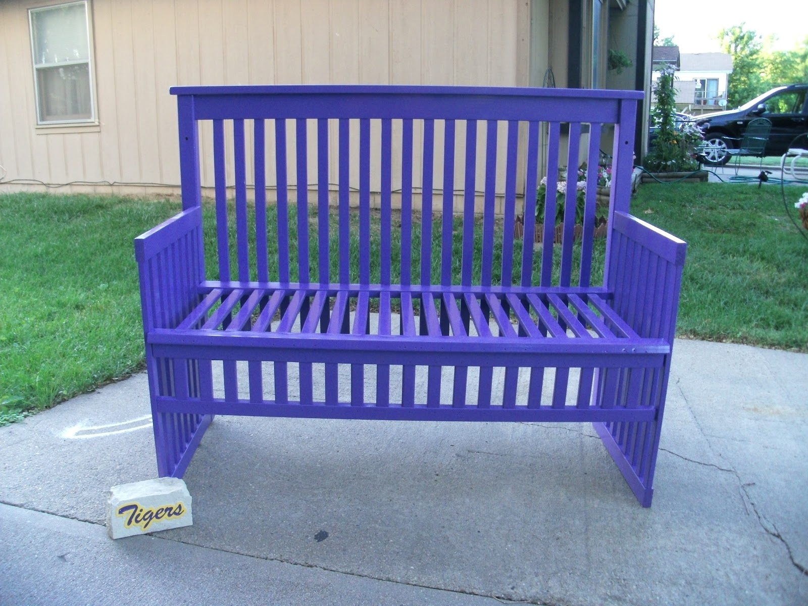 19. Life Crib Corner Bench Repurpose Furniture Great Idea For A Baby Crib .