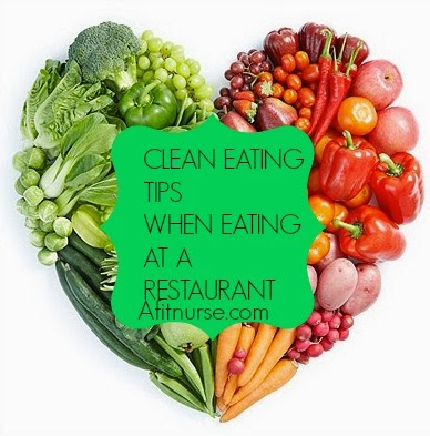 clean eating, Restaurant, eating out, tips to eat clean, Alyssa schomaker, , A fit nurse, Beachbody coach
