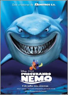 Capa do Procurando Nemo – DVDRip AVI + RMVB Dubladodesenhos