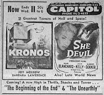 KRONOS/SHE DEVIL
