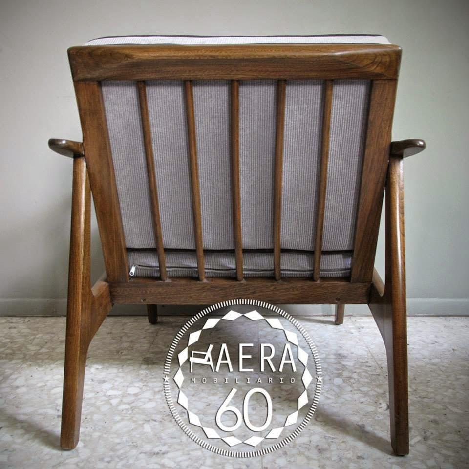 Aera60 mobiliario sillon estilo danes malinche - Estilos de mobiliario ...