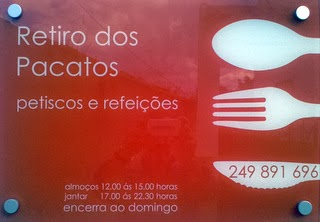Restaurante Retiro dos Pacatos