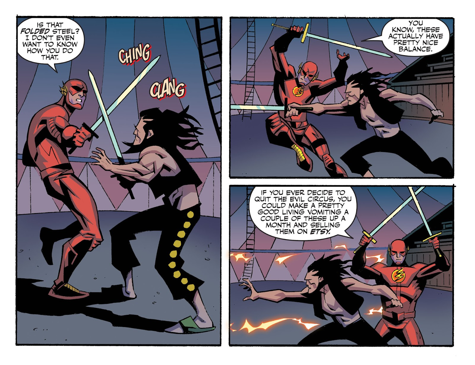 The Flash: Season Zero [I] Issue #4 #4 - English 13