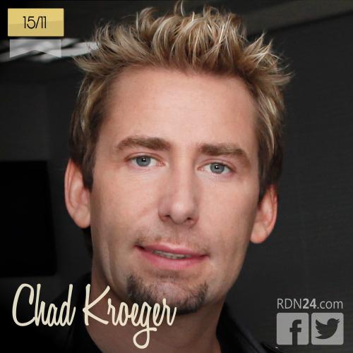 15 de noviembre | Chad Kroeger - @chadnickleback1 | Info + vídeos
