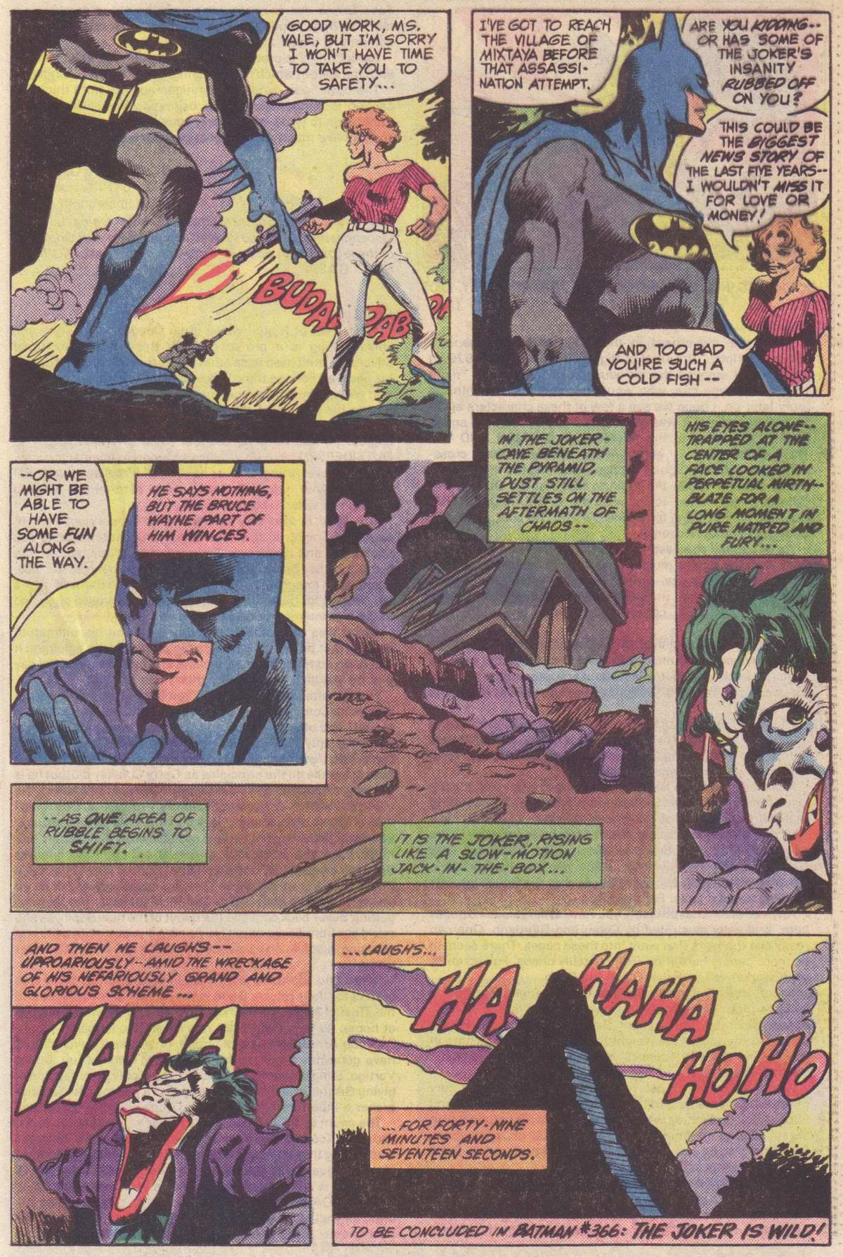 Detective Comics (1937) Issue #532 Page 17