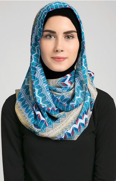 Kreasi Foto Hijab Modern