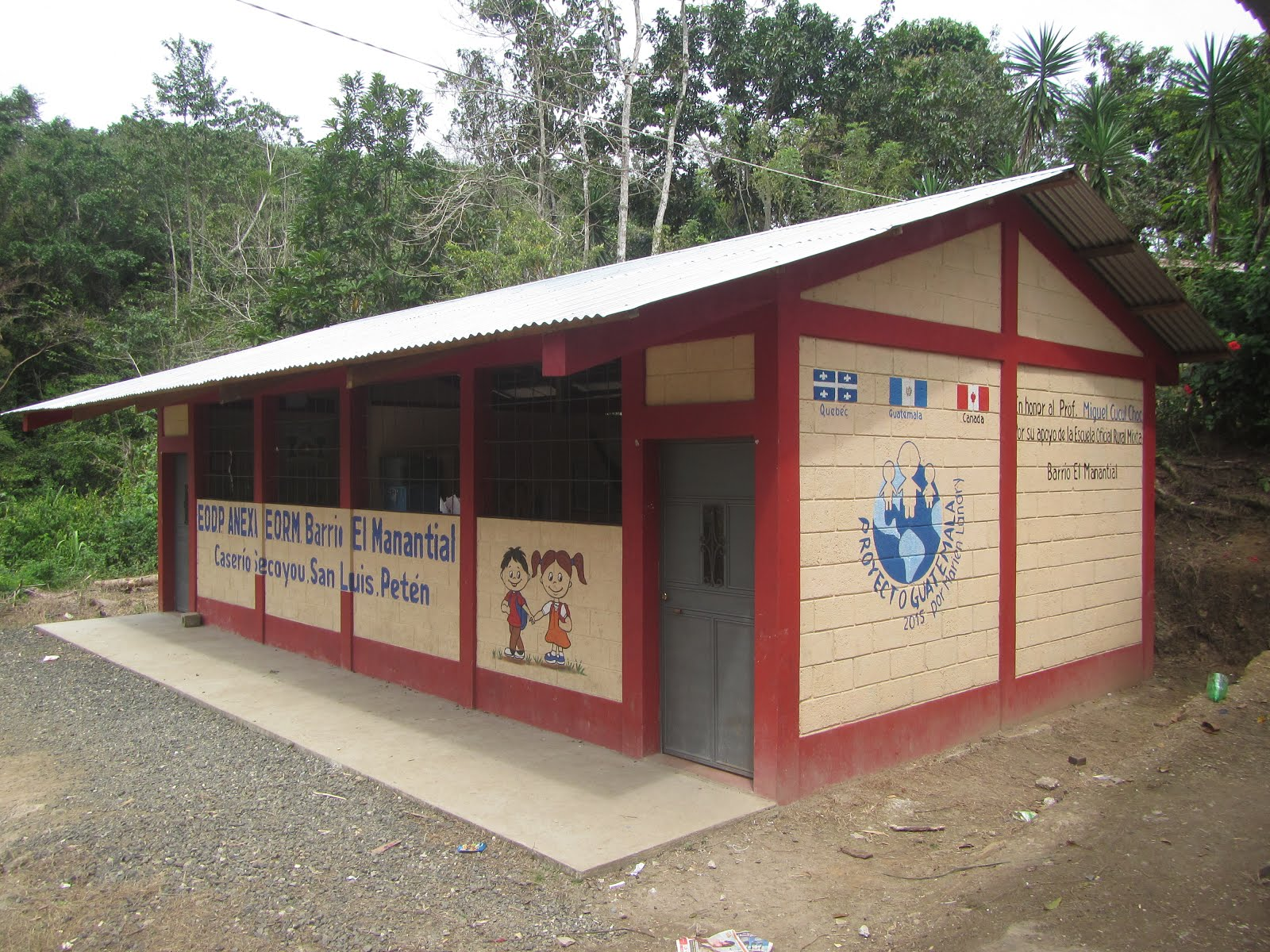 École de Bario El Manancial (Secoyob) 2014-2015