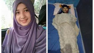 Innalillahi Seorang Gadis Meninggal Dunia, Setelah Berhasil Menghafal 30 juz Alquran | LihatSaja.com