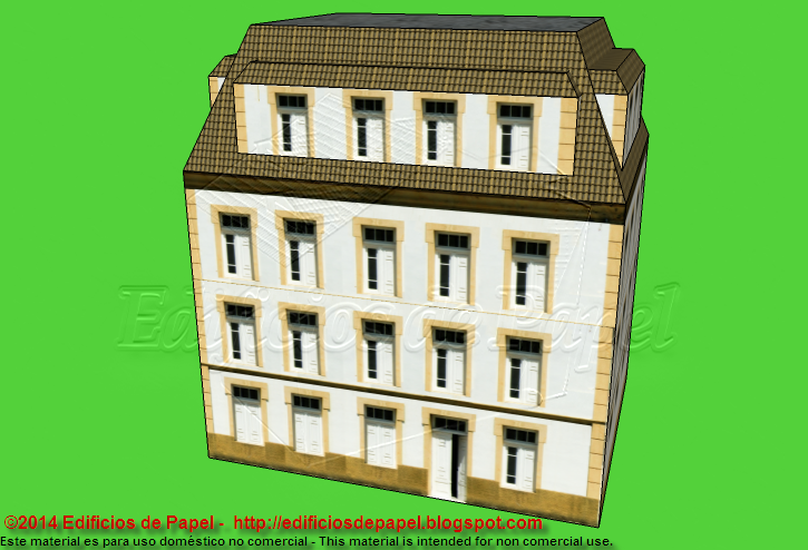 Free download this paper model