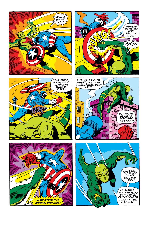 Captain America (1968) Issue #157 #71 - English 19