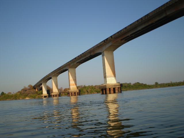 Divisa do Pará com Tocantins.