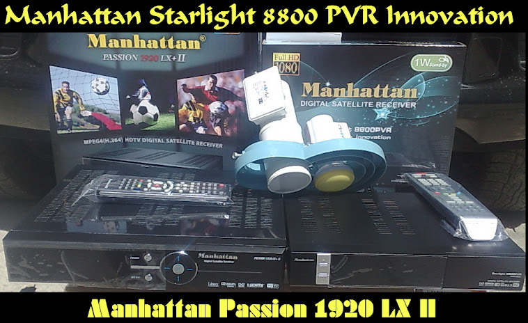 Manhattan INNOVATION & LX+ II