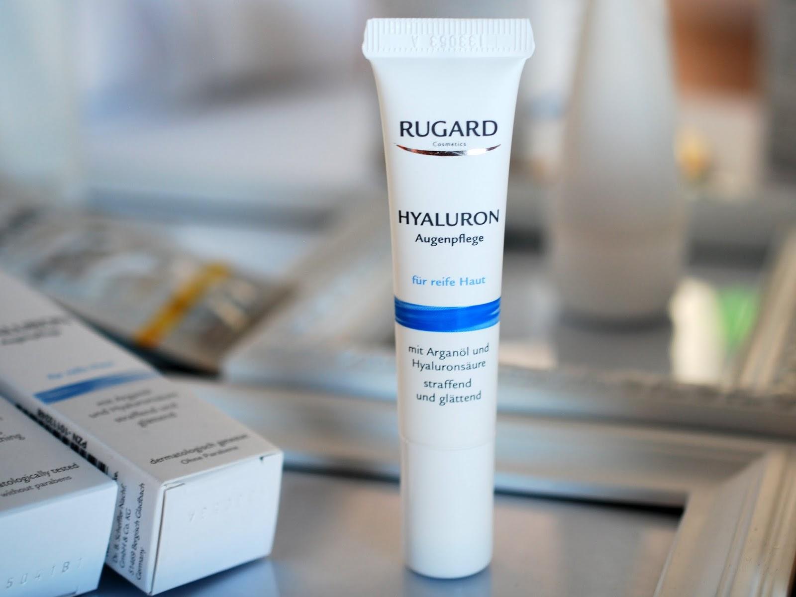 Rugard Hyaluron Augenpflege