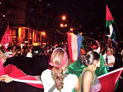 Ato histórico em São Paulo pelo Estado da Palestina Já - foto 53