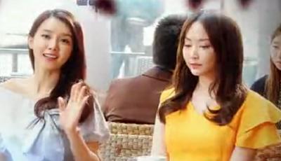 Baek Sung introducing a girl to Jae Hee