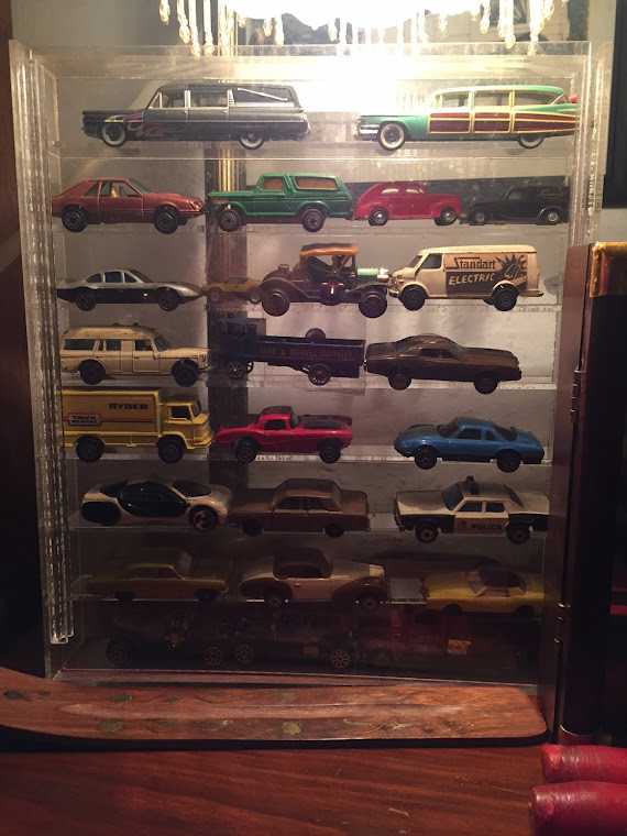 Misc. Matchbox and Hot Wheels, All Old ~