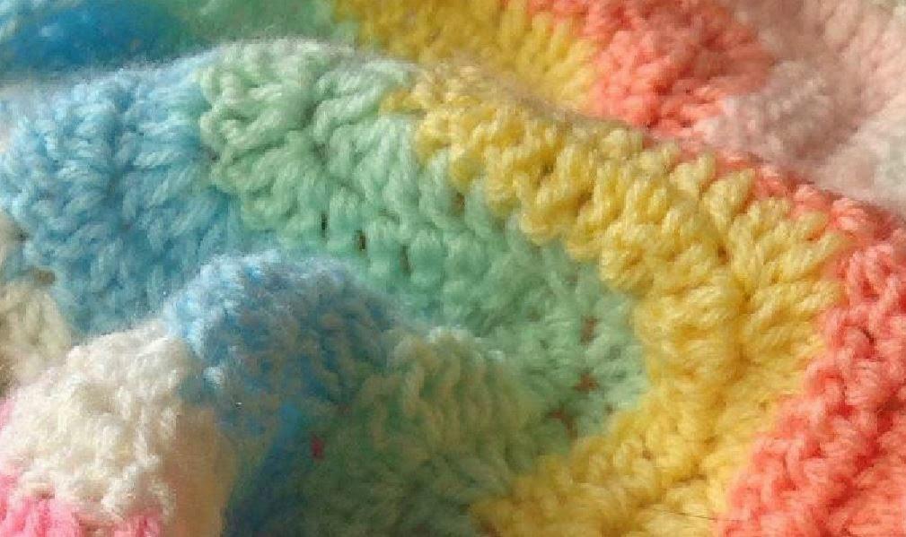 Oyas World Crochet Knitting Crochet Close Ripple Or Wave